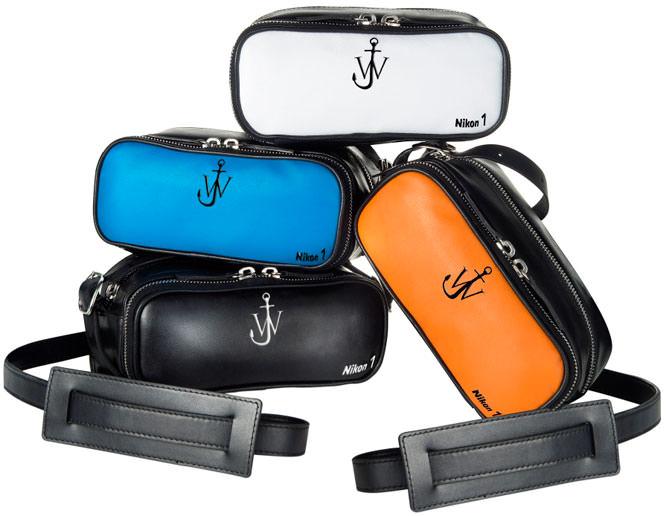 Nikon J.W. Anderson bags