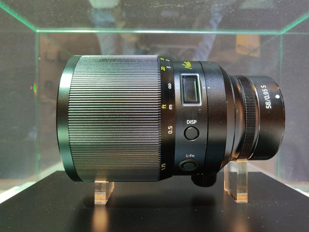 Nikon 58mm F0 95 Noct S (5)