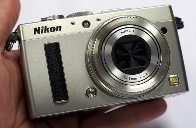 Nikon Coolpix A Silver (1)