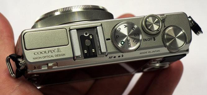 Nikon Coolpix A Silver (8)