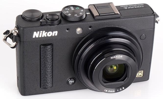 Nikon Coolpix A Black (2)