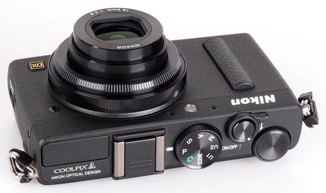 Nikon Coolpix A Black (3)