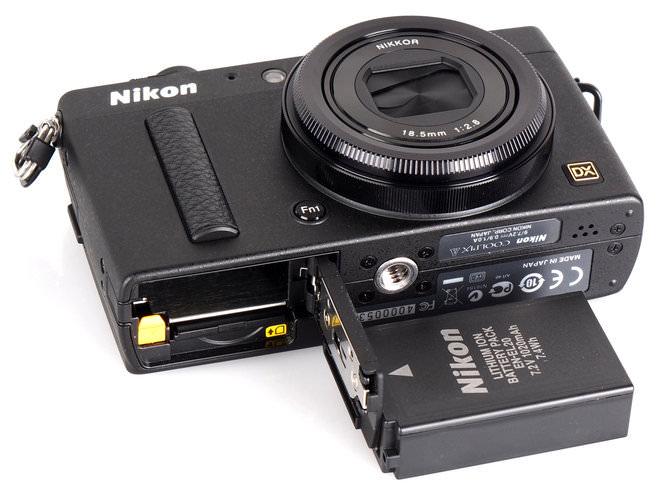 Nikon Coolpix A Black (4)