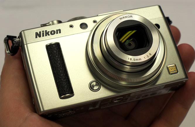 Nikon Coolpix A Silver (13)