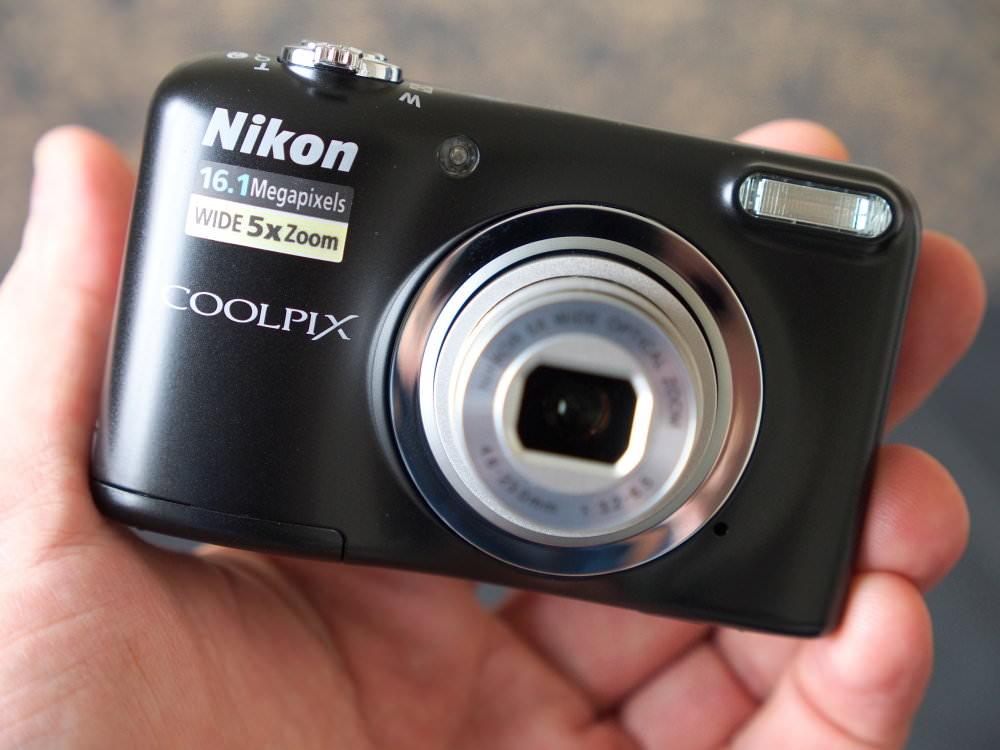 Nikon Coolpix A10 Black (1)
