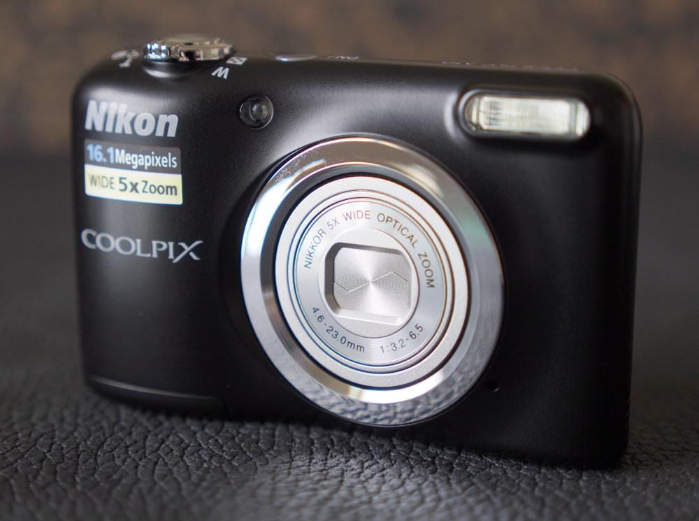 Nikon Coolpix A10 Black (2)