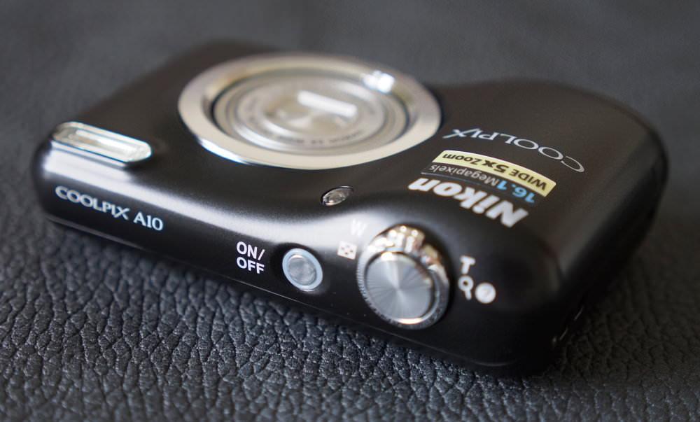 Nikon Coolpix A10 Black (5)