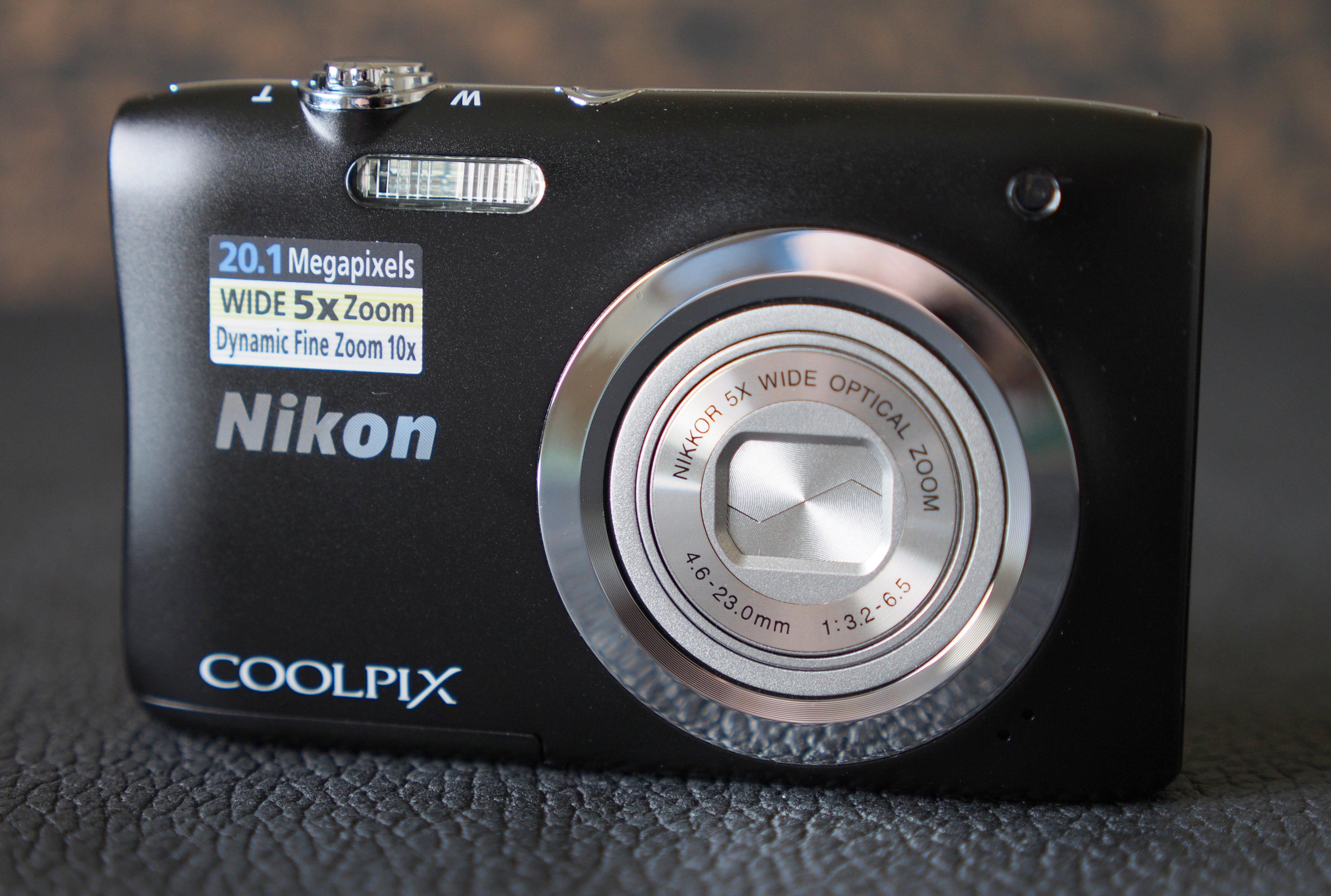 nikon coolpix a100 review rh ephotozine com Dodge A100 Van Chevy A100