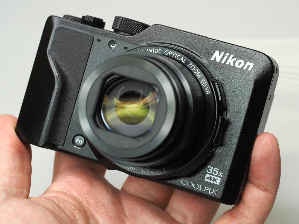 Nikon Coolpix A1000 Black (12)