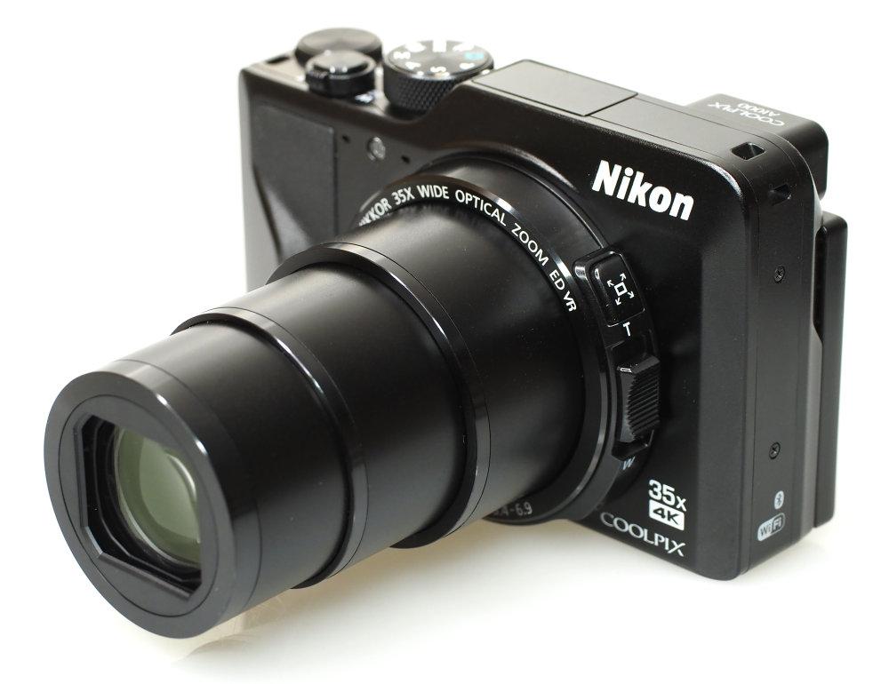 Nikon Coolpix A1000 Black (3)