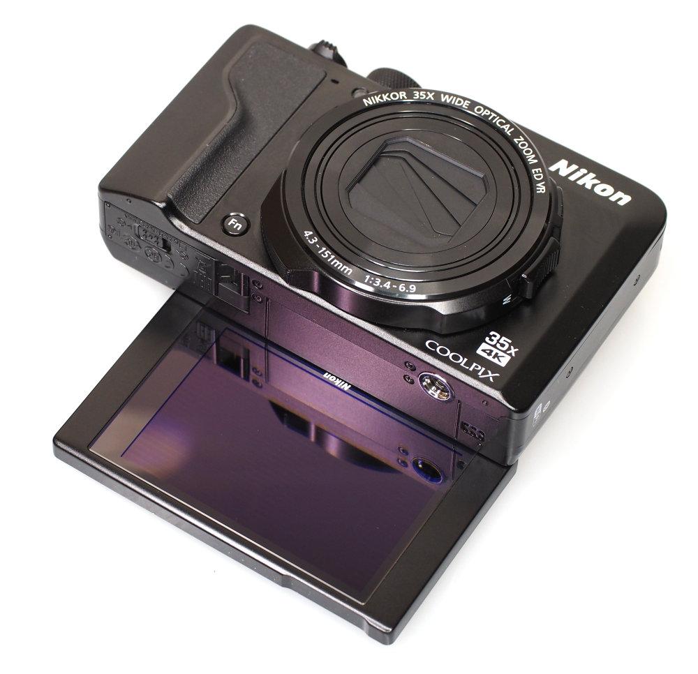 Nikon Coolpix A1000 Black (5)