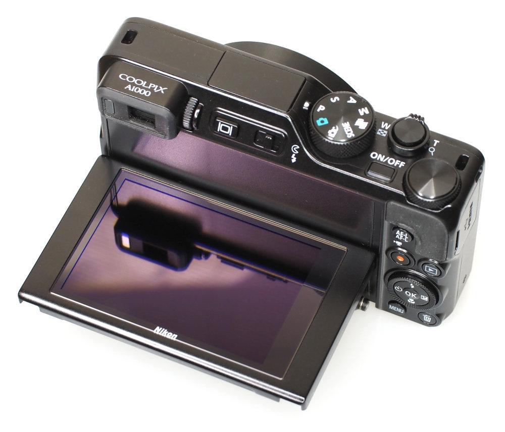 Nikon Coolpix A1000 Black (6)