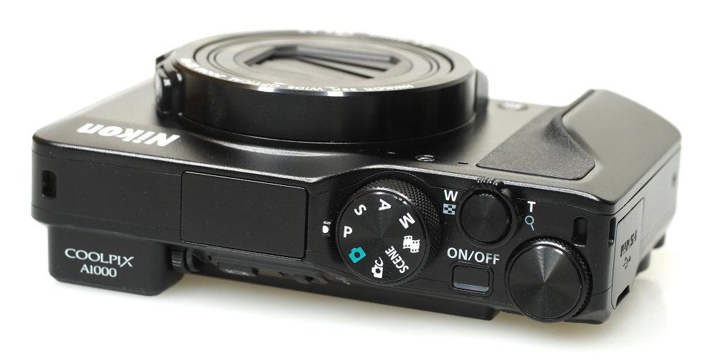 Nikon Coolpix A1000 Black (8)