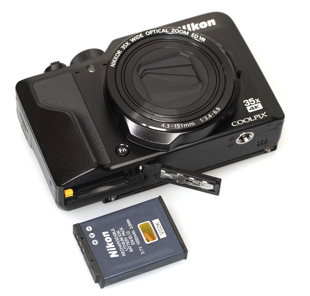 Nikon Coolpix A1000 Black (9)