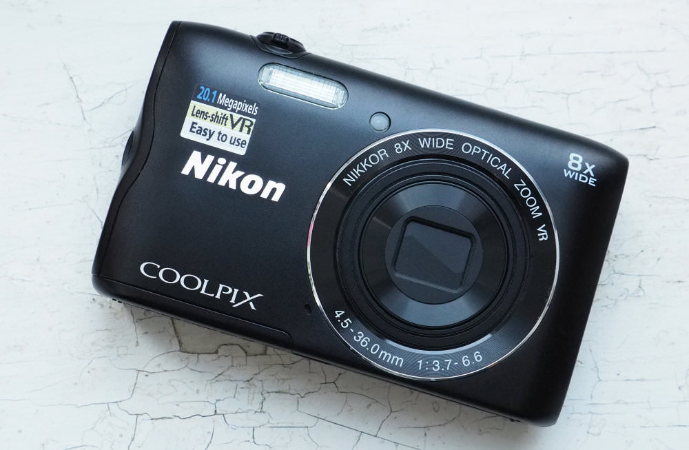 Nikon Coolpix A300 Black (3)