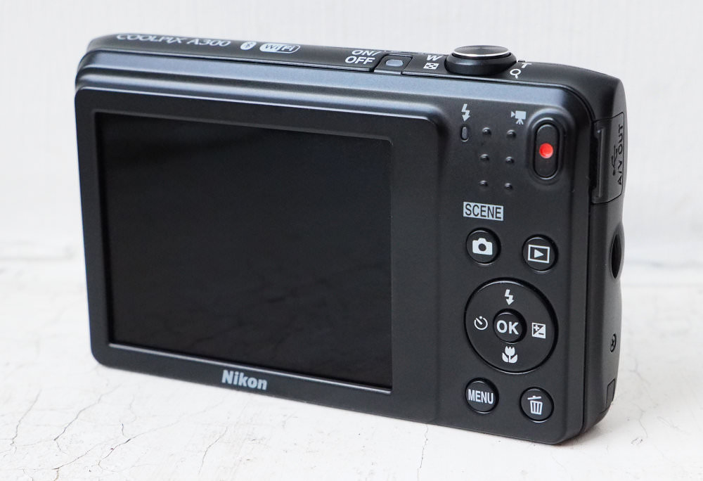 Nikon Coolpix A300 Black (8)