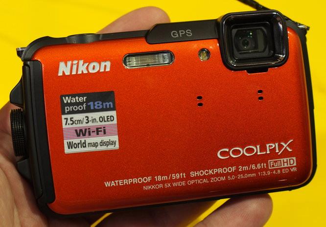 Nikon Coolpix Aw110 (2)