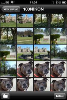 Nikon Coolpix Aw 110 App Screenshot 1