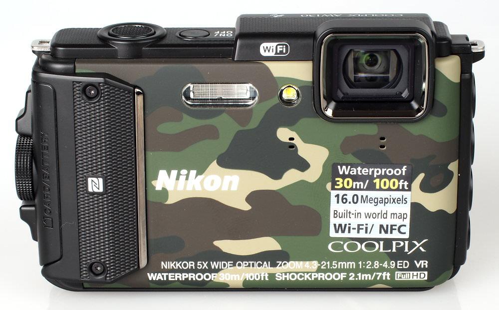 Nikon Coolpix AW130 (2)