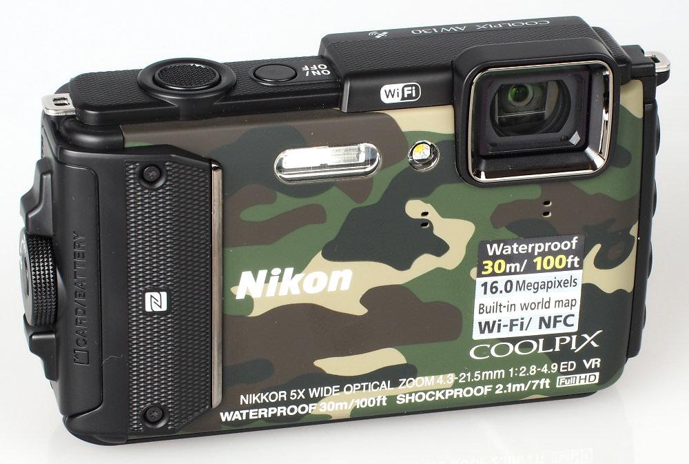 Nikon Coolpix AW130 (3)