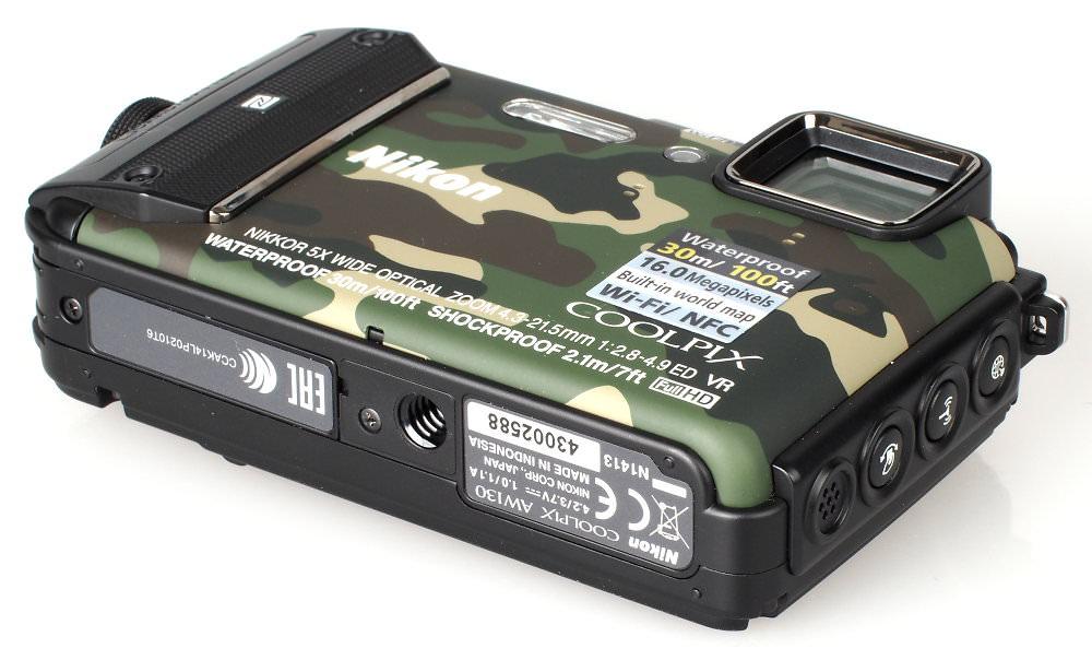 Nikon Coolpix AW130 (4)