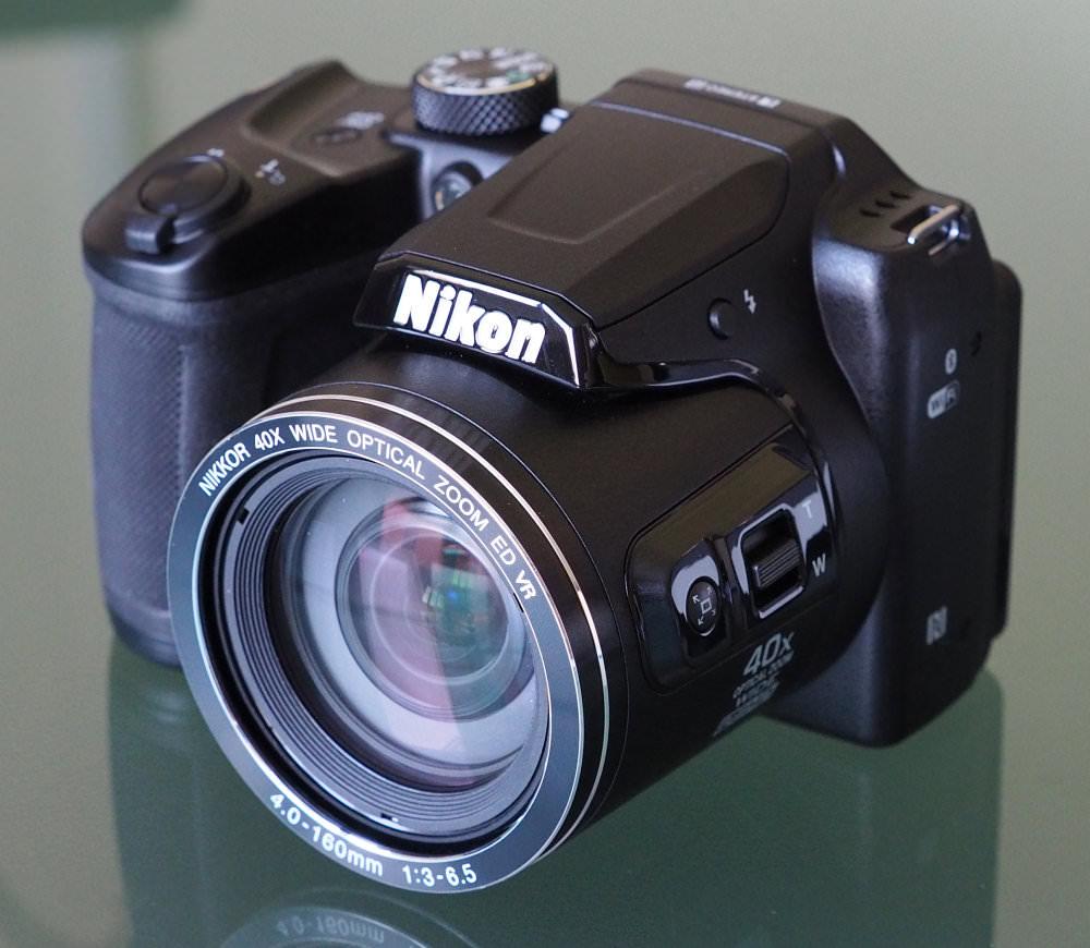 Nikon Coolpix B500 Black (2)