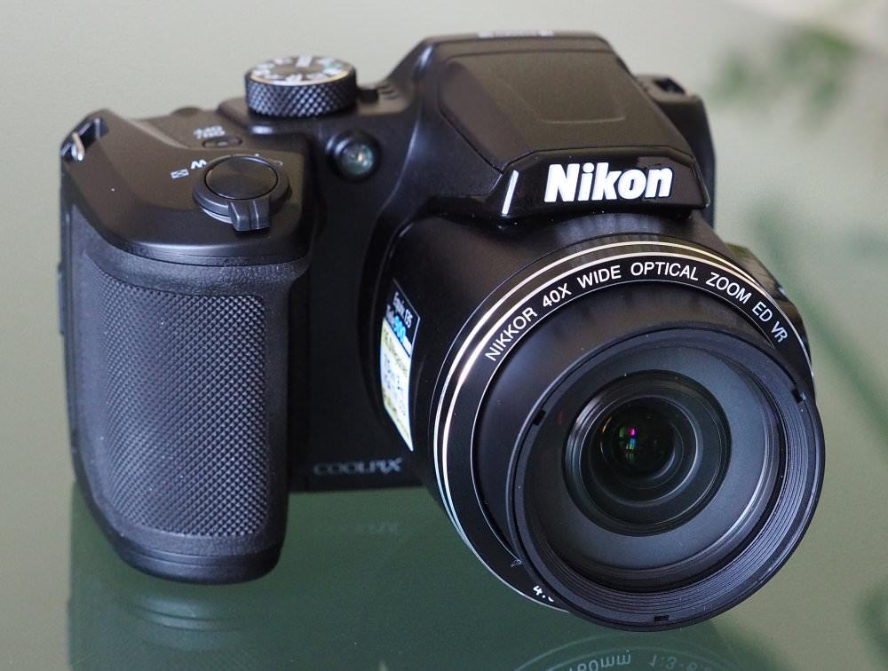 Nikon Coolpix B500 Black (5)