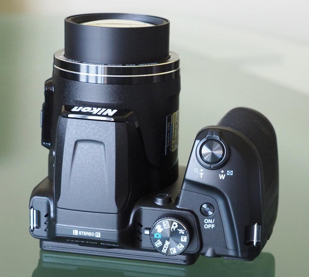 Nikon Coolpix B500 Black (6)