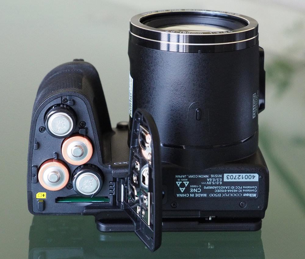 Nikon Coolpix B500 Black (8)