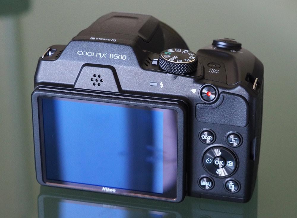 Nikon Coolpix B500 Black (9)
