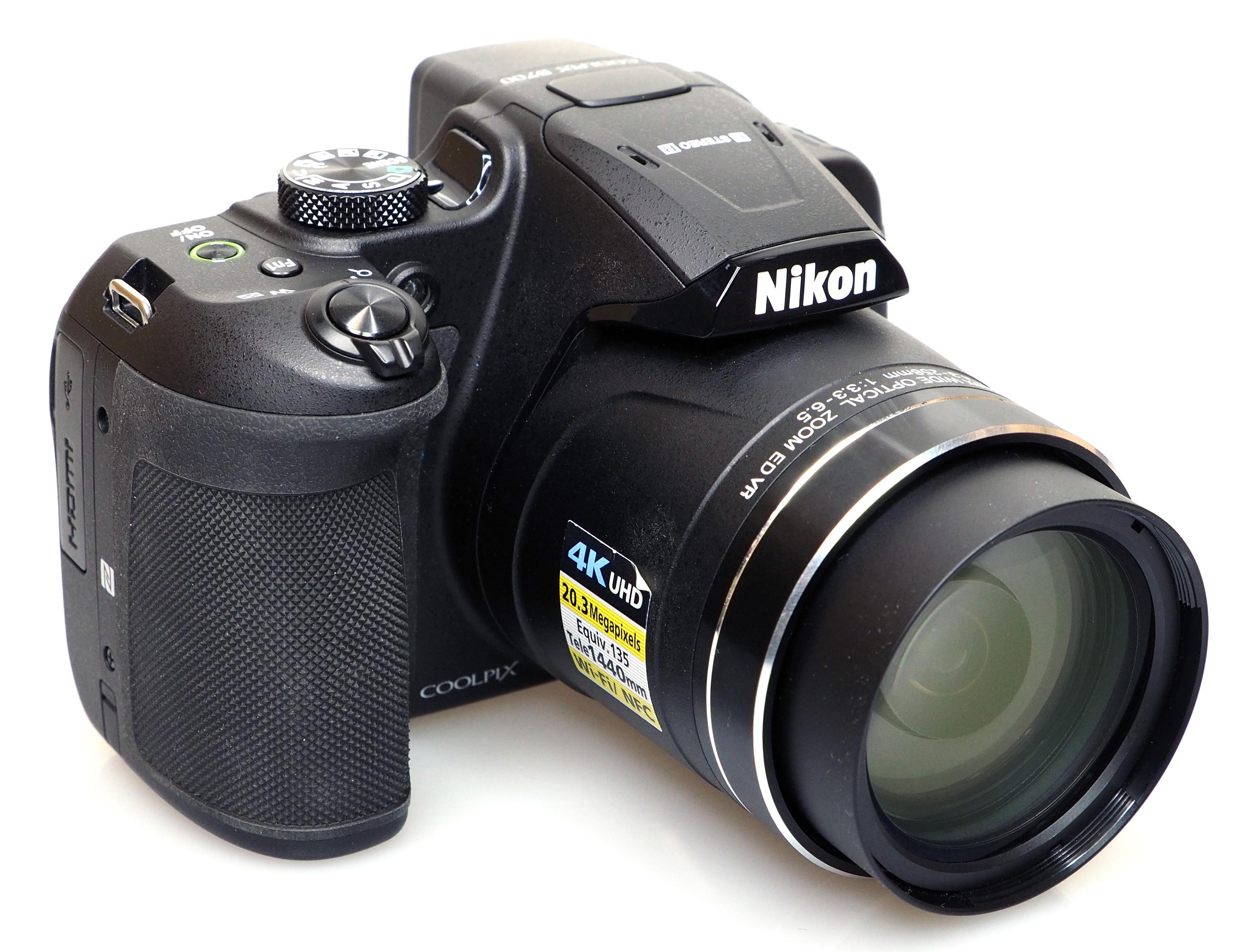 Nikon Coolpix B700 Review