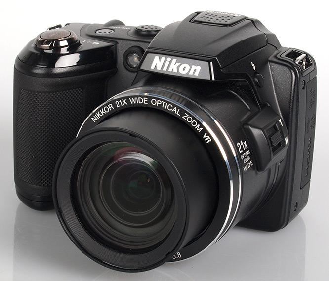 Nikon COOLPIX L120 Windows 8