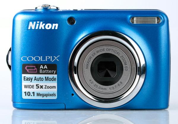 Nikon Coolpix L23 front