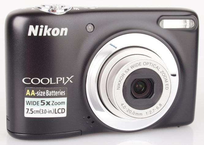 Nikon Coolpix L25 (1)