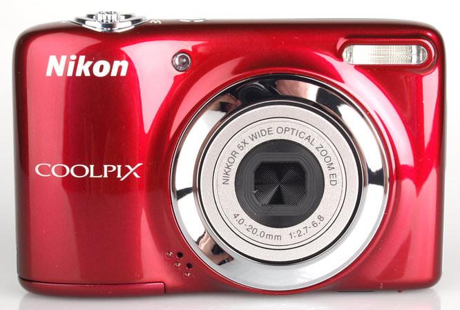 Nikon Coolpix L25 Red (3)