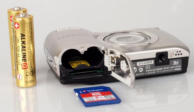 Nikon Coolpix L26 1