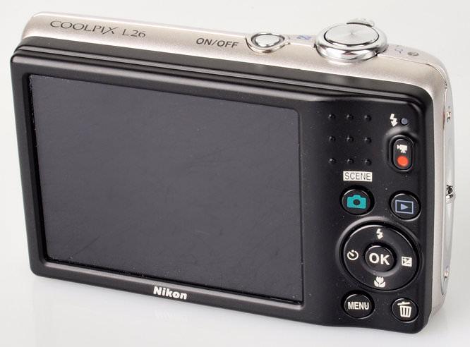 Nikon Coolpix L26 5