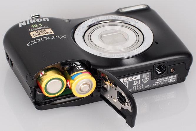 Nikon Coolpix L29 (1)