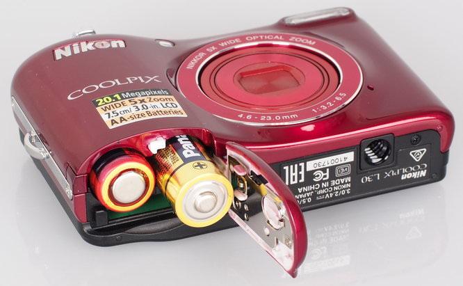 Nikon Coolpix L30 (1)