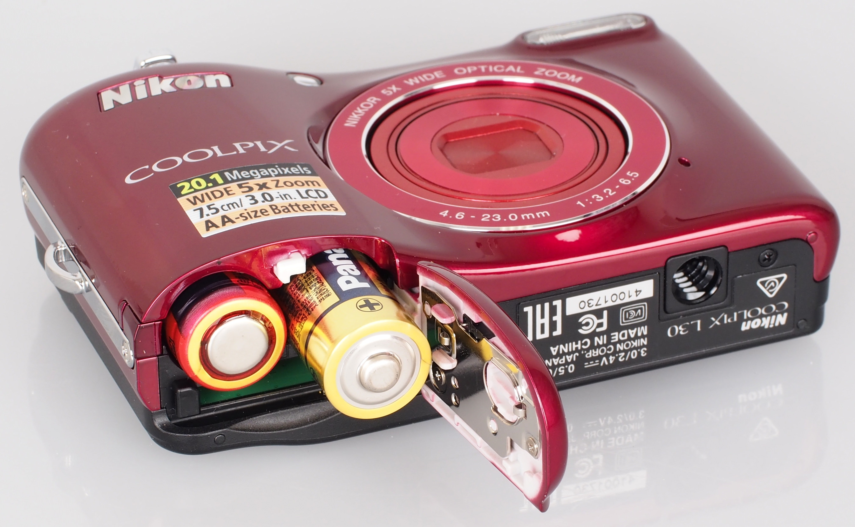 Download Driver: Nikon COOLPIX L30 Camera