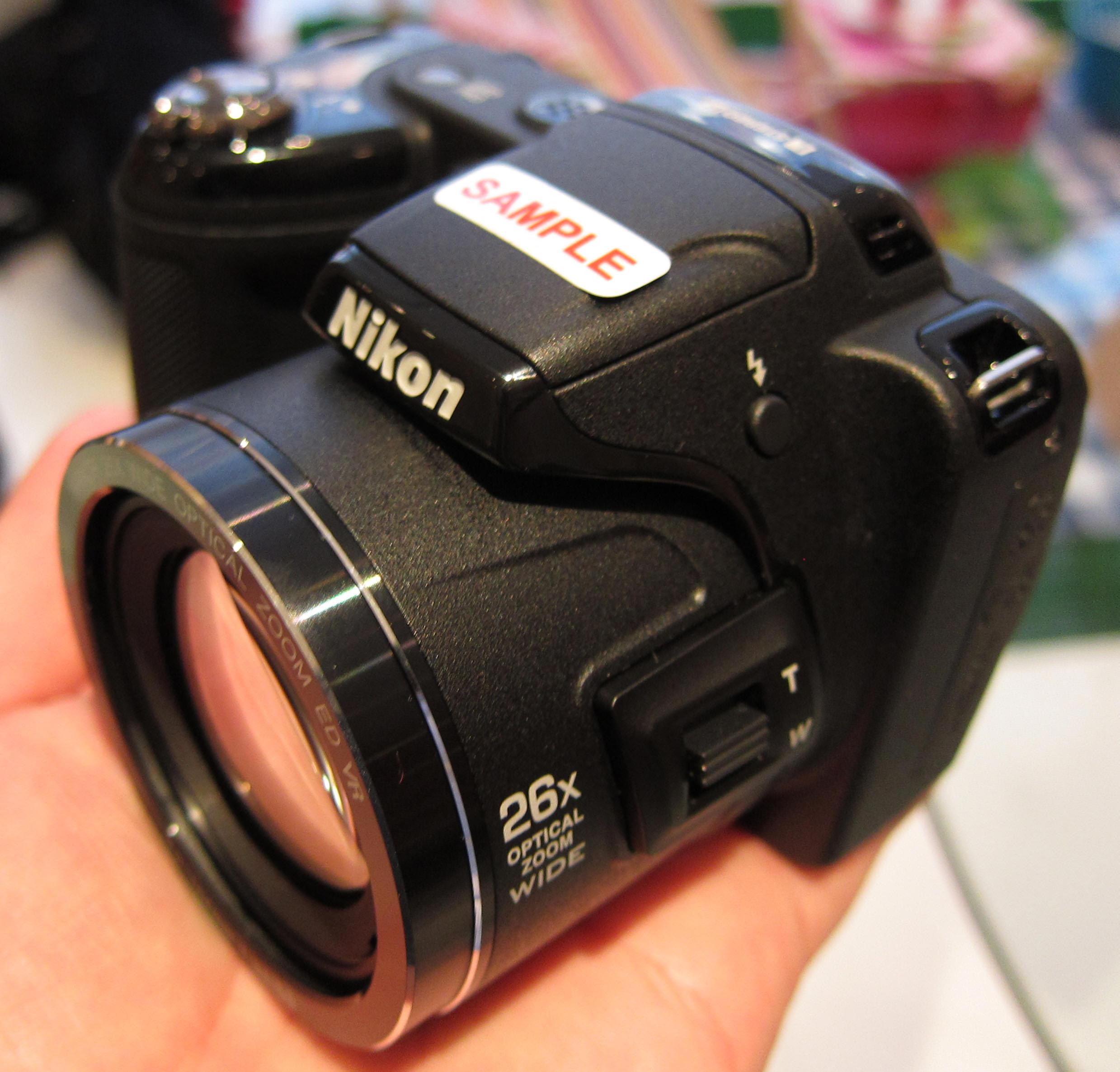 Nikon coolpix l810 sample pictures
