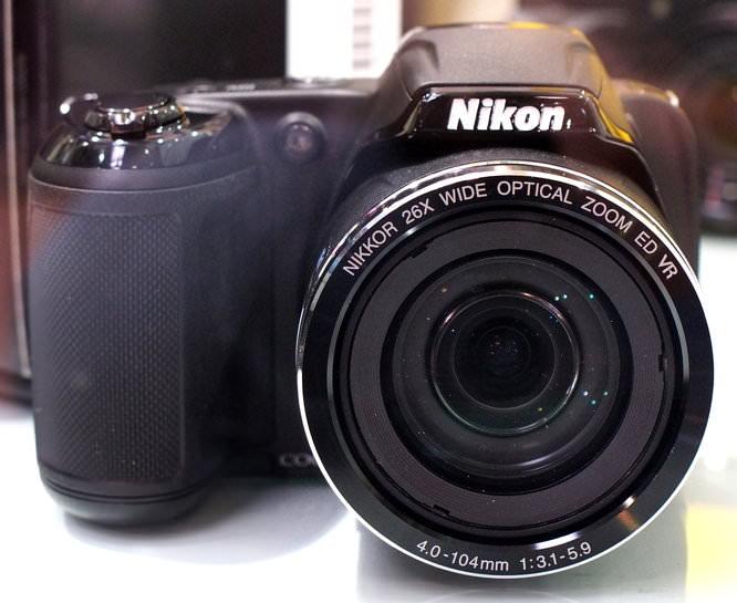 Nikon Coolpix L320 Black (1)