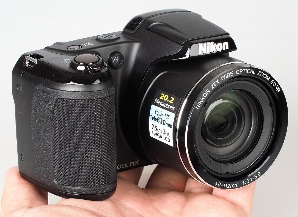 Nikon Coolpix L340 (1)
