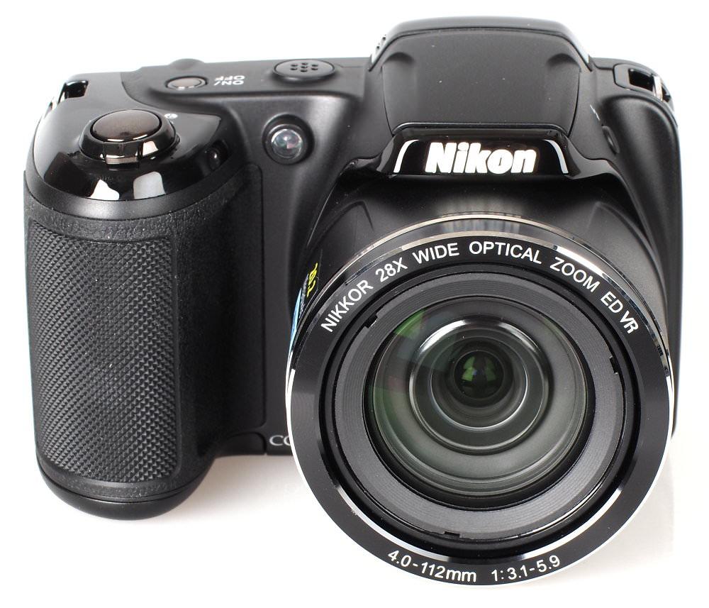 Nikon Coolpix L340 (2)