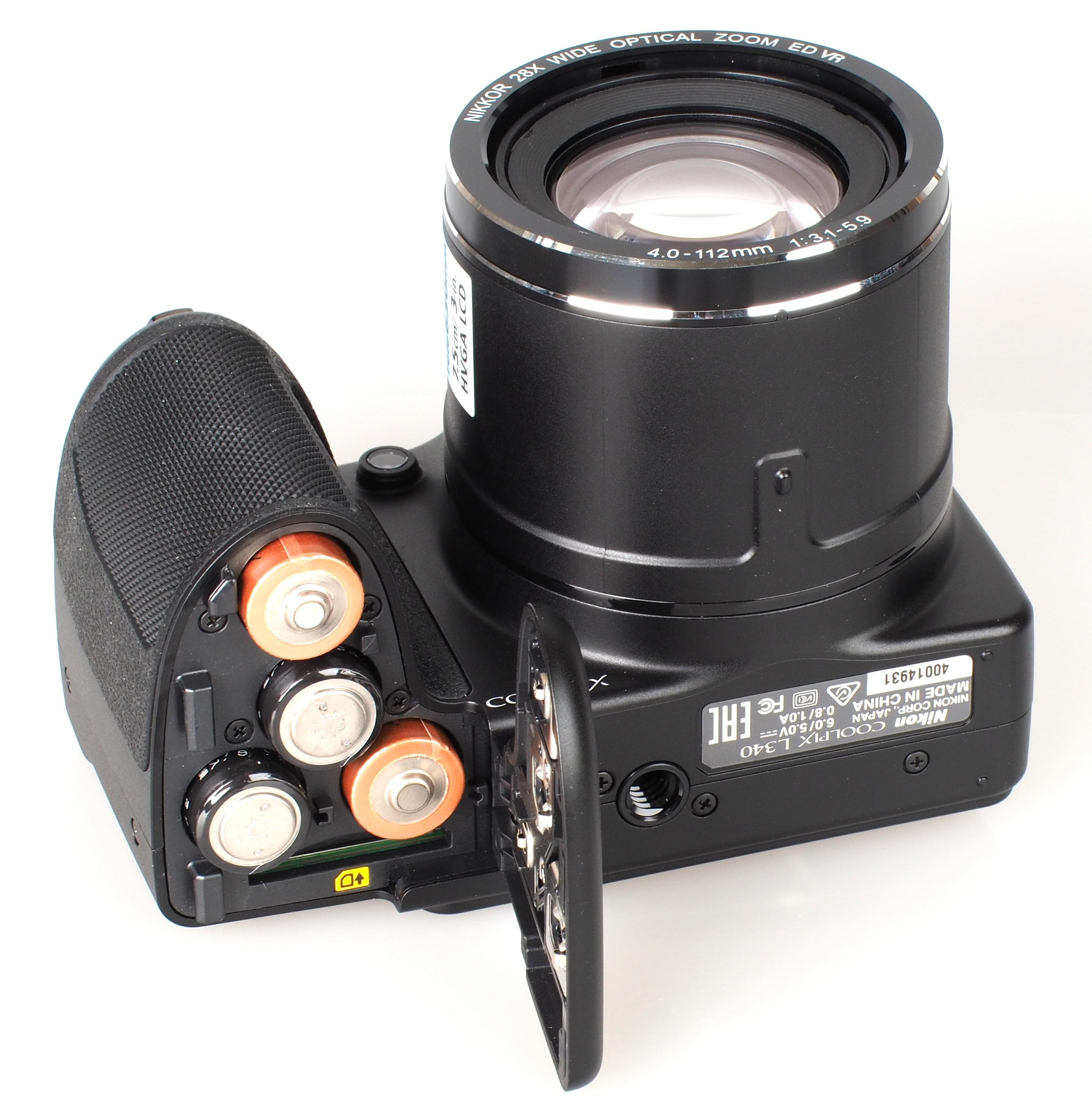 Nikon Coolpix L340 Review