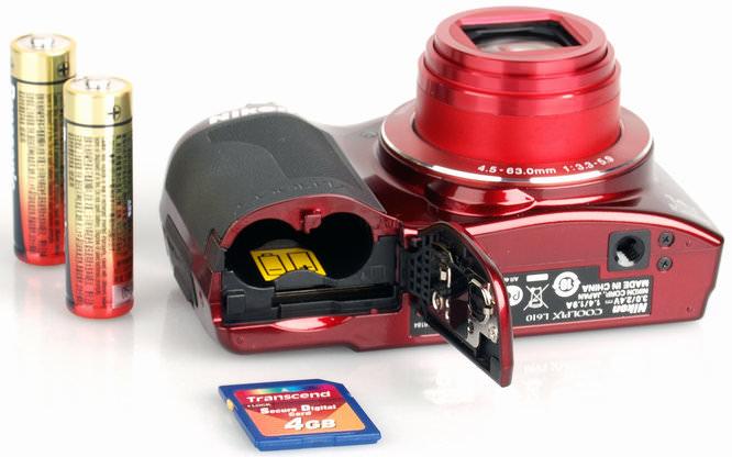 Nikon Coolpix L610 14