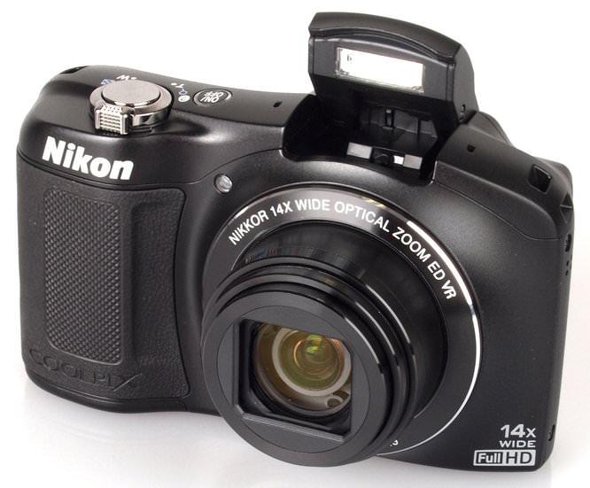 Nikon Coolpix L620 Black (3)