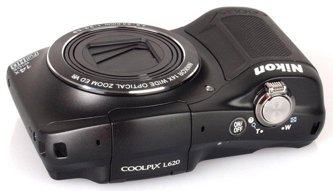 Nikon Coolpix L620 Black (5)