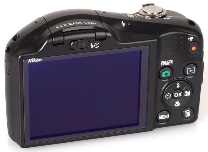 Nikon Coolpix L620 Black (6)