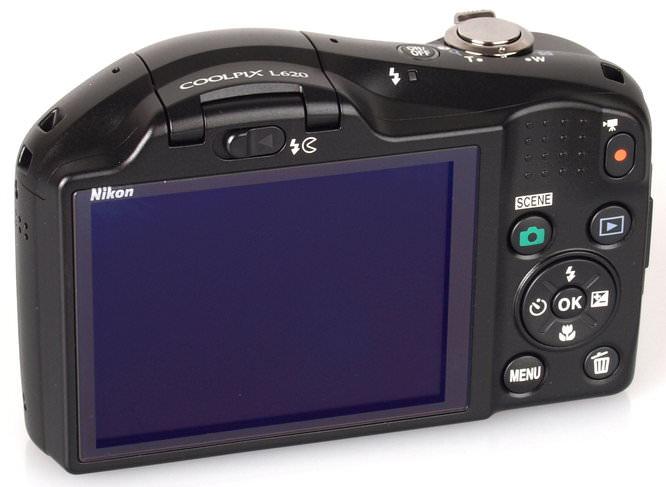 Nikon Coolpix L620 Black (6)